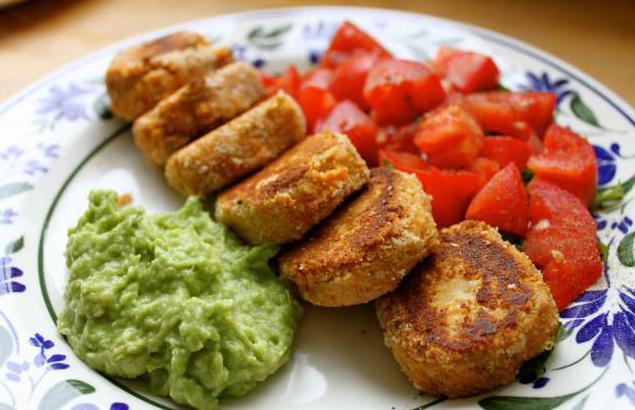 Блюда из зеленого гороха