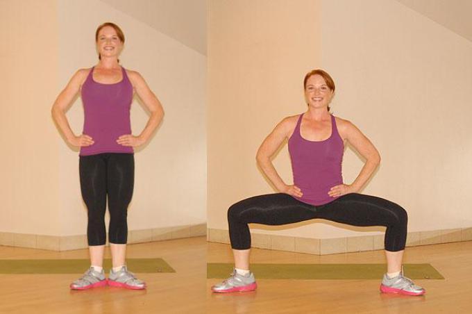 Какие делать упражнения для снижения веса