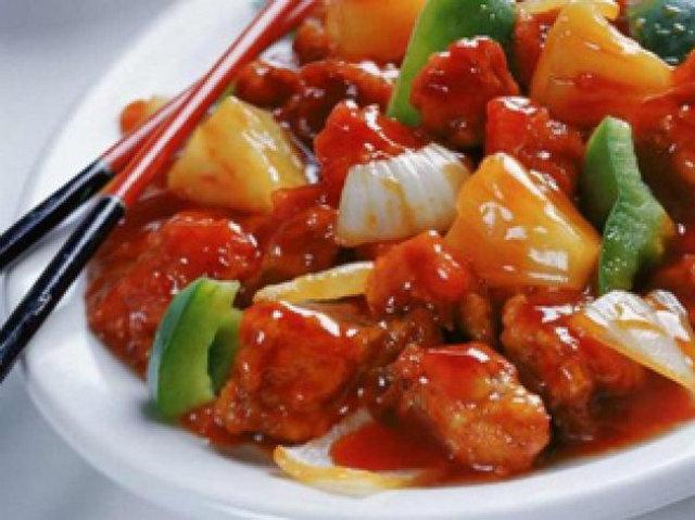 рецепт филе куриного в кисло-сладком соусе по-китайски просторе нашего интернет