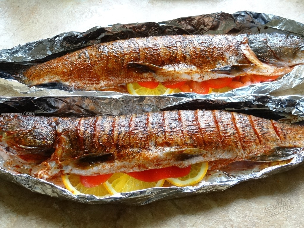 How to cook pike dishes in the oven