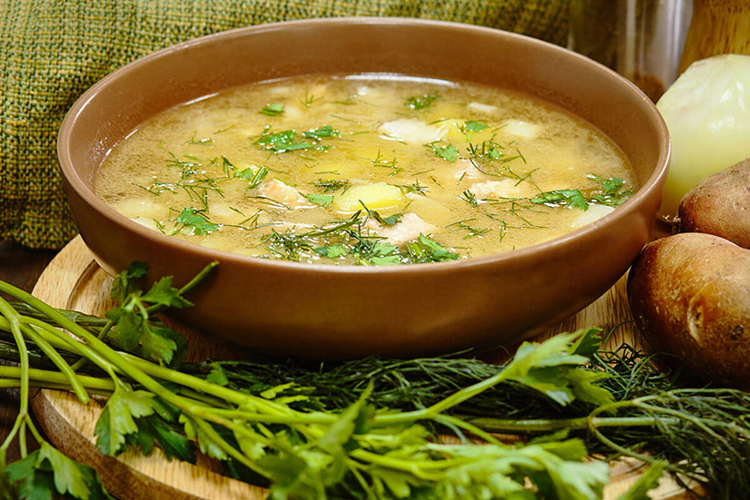 Причем каждый рецепт супа уникален и неповторим.