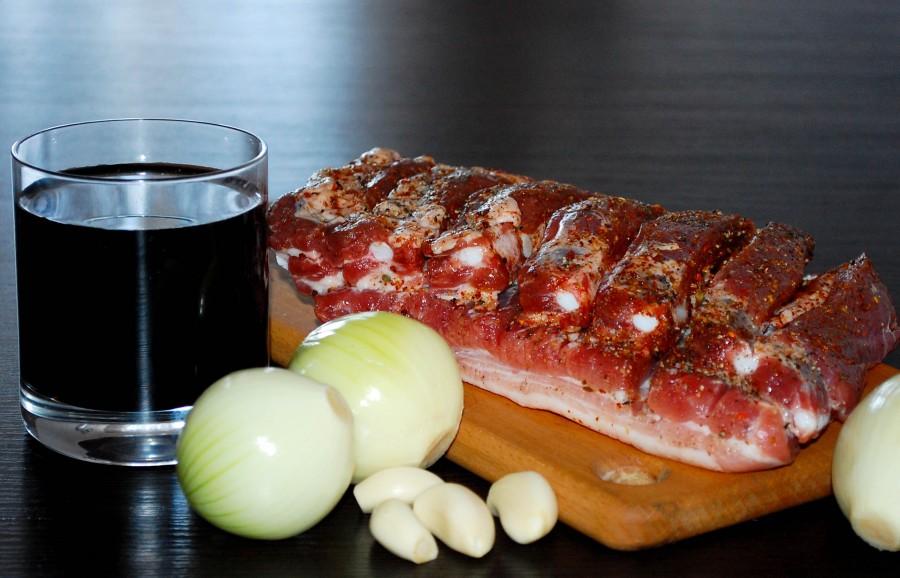 ковалевский свинина в вине рецепт с фото журналистам все