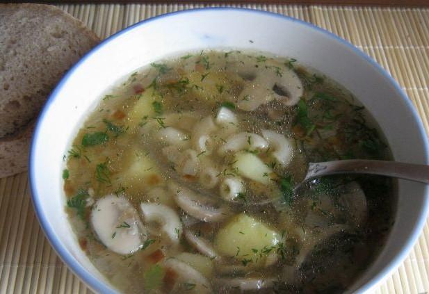 hoeveel liter soep voor 30 personen