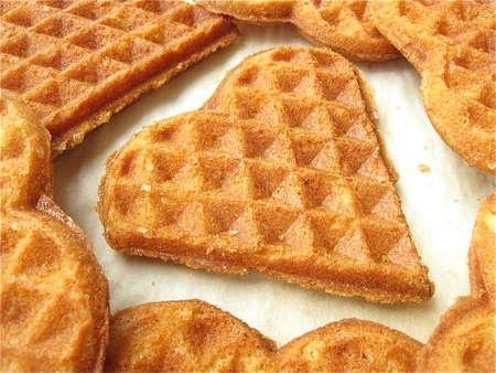 Рецепт печенья на сковороде с формами на газу грибочки — 4